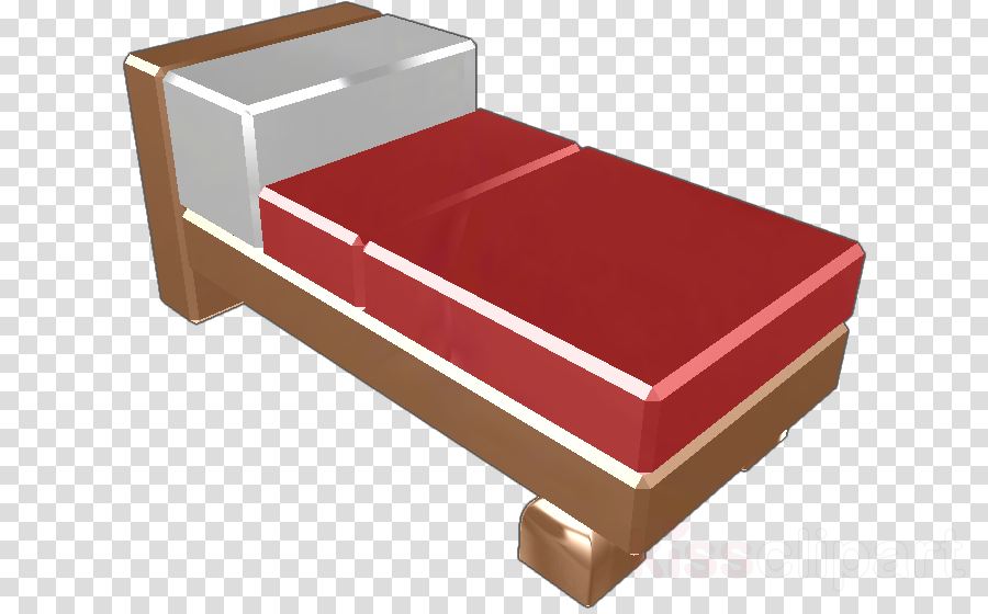 red furniture bed frame box wood