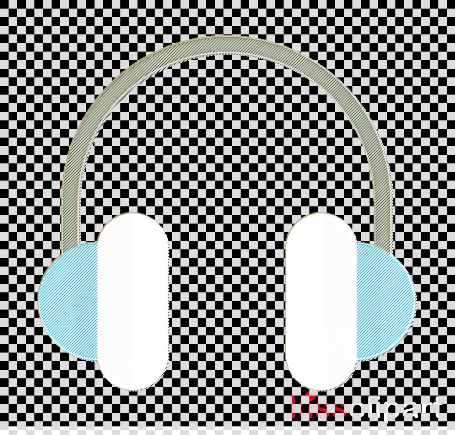 Audio icon Basic Flat Icons icon Headphones icon