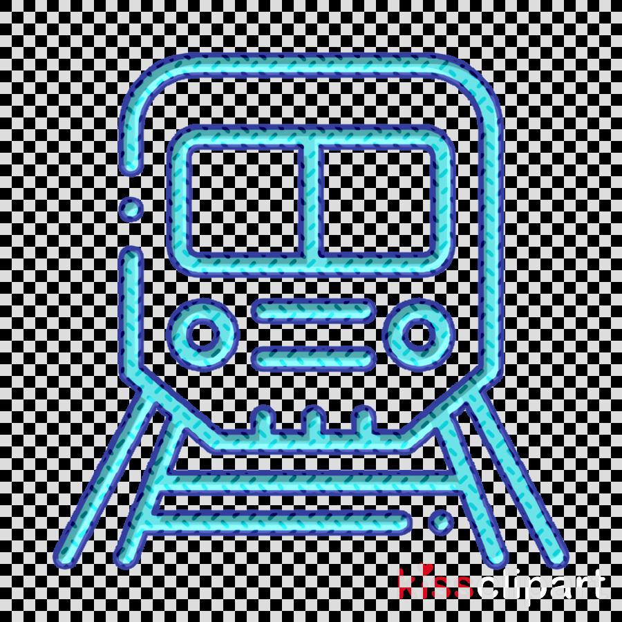 Subway icon Train icon Train Station icon