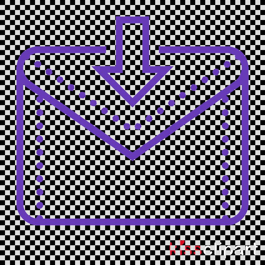 purple line symbol square icon