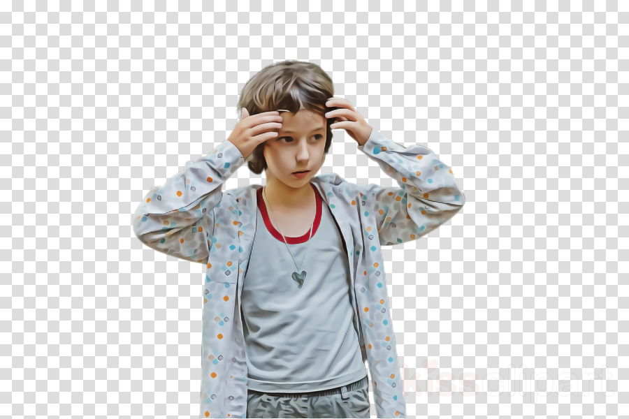 outerwear sleeve t-shirt gesture jacket