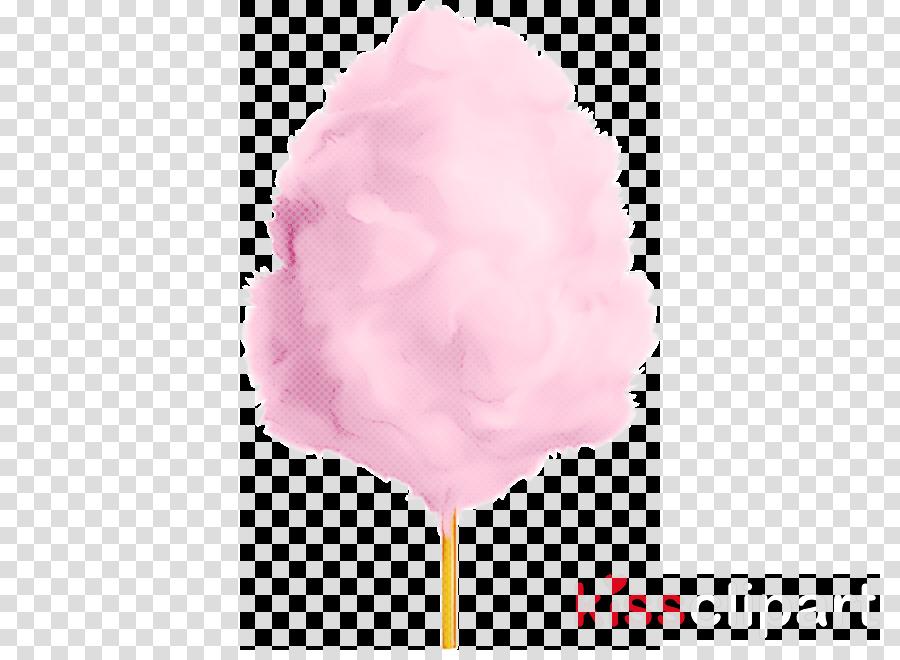 cotton candy pink dessert food magenta