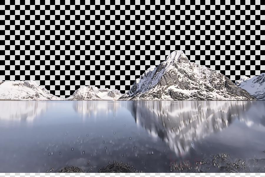 body of water nature natural landscape mountain mountainous landforms