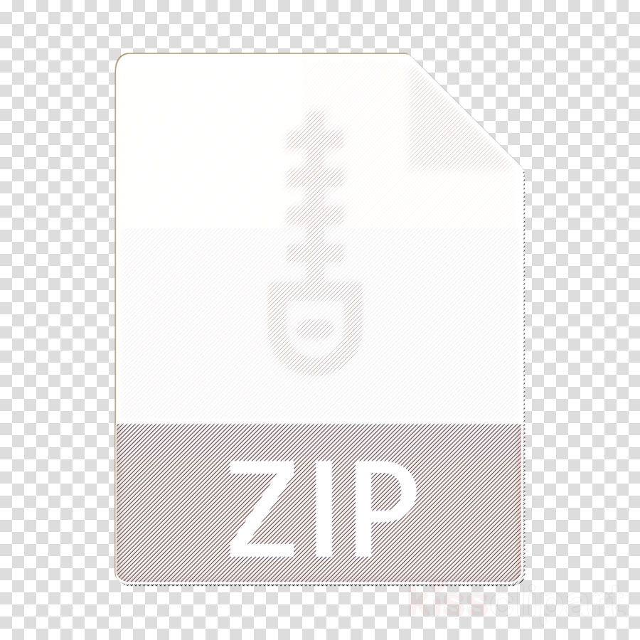 File Types icon Zip icon