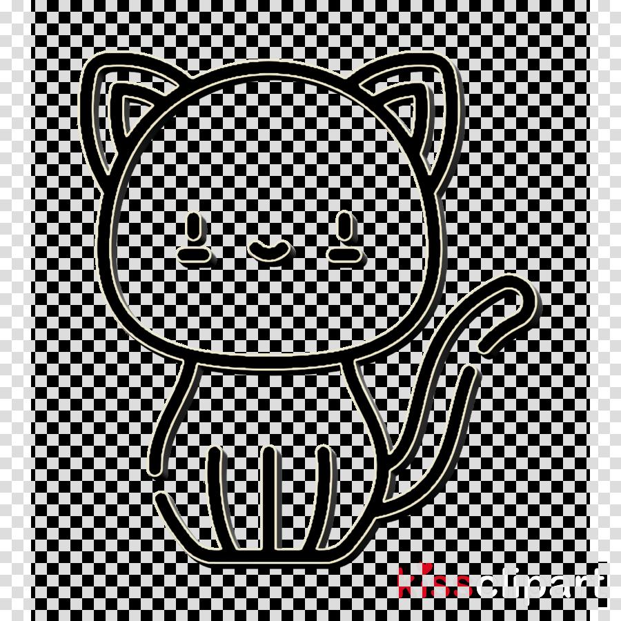 Halloween icon Cat icon