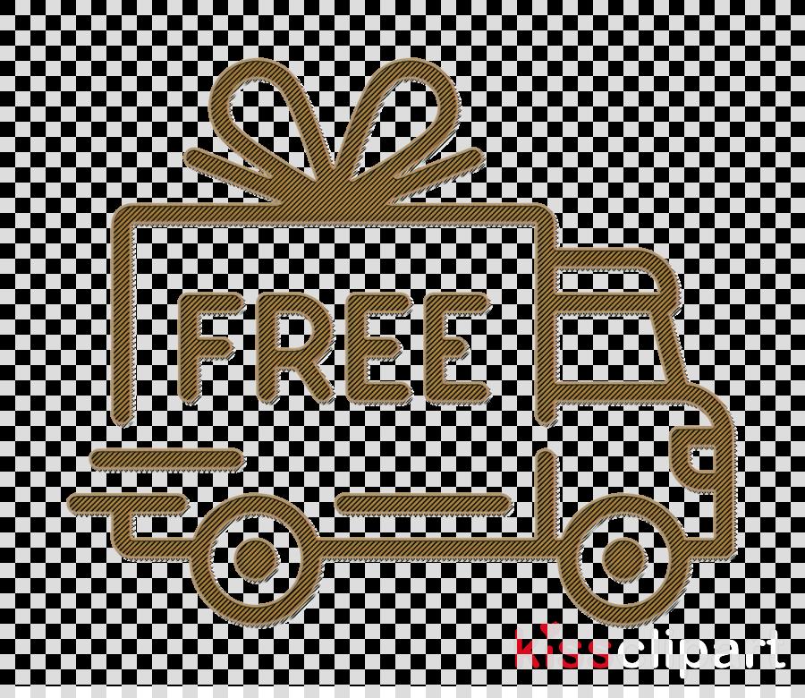 Free icon Ecommerce icon Free delivery icon