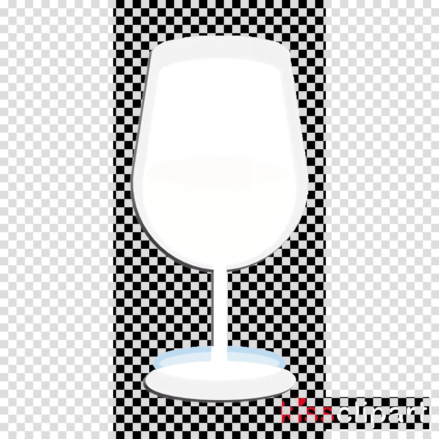 Wine icon Glass icon Gastronomy Set icon