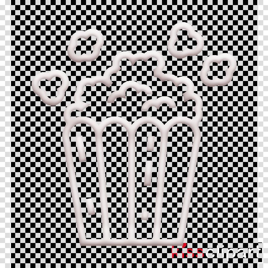 Fast Food icon Popcorn icon