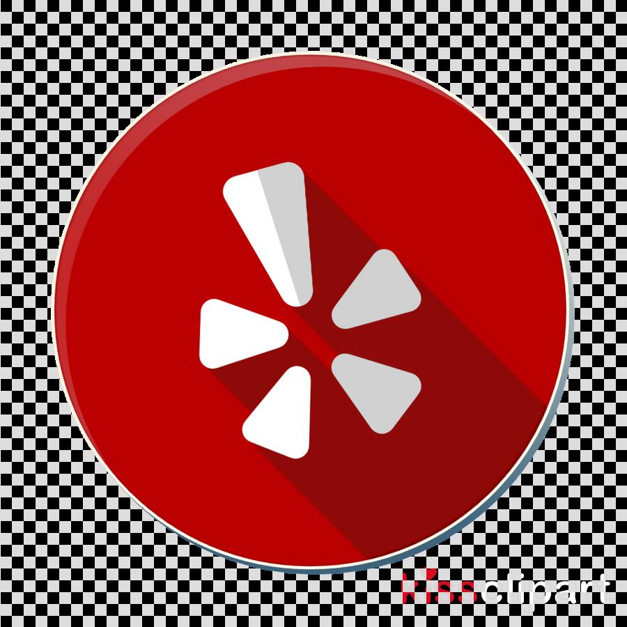 Yelp icon Social media icons icon