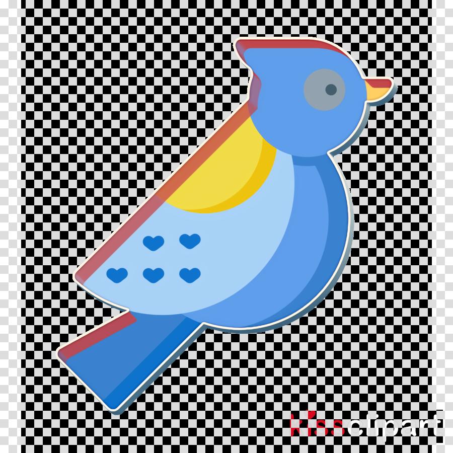 Social Media icon Bird icon