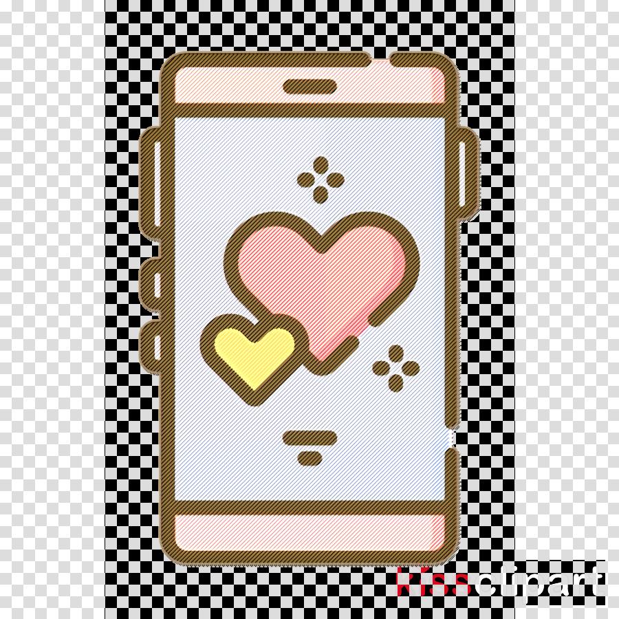Heart icon Social Media icon App icon