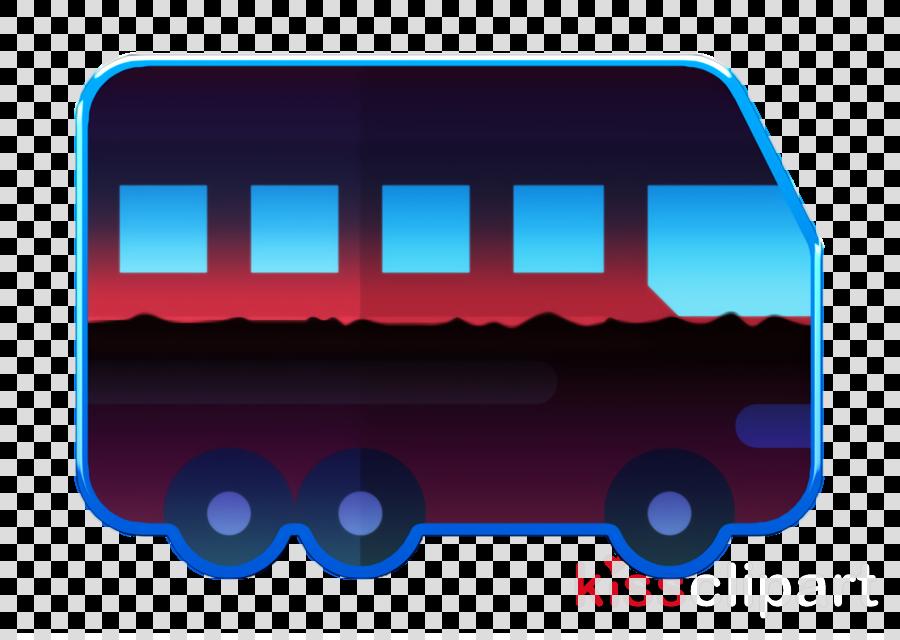 Bus icon Public Transportation icon