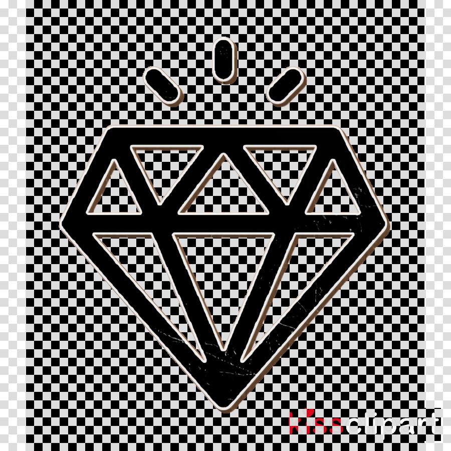 Customer services icon Diamond icon Quality icon