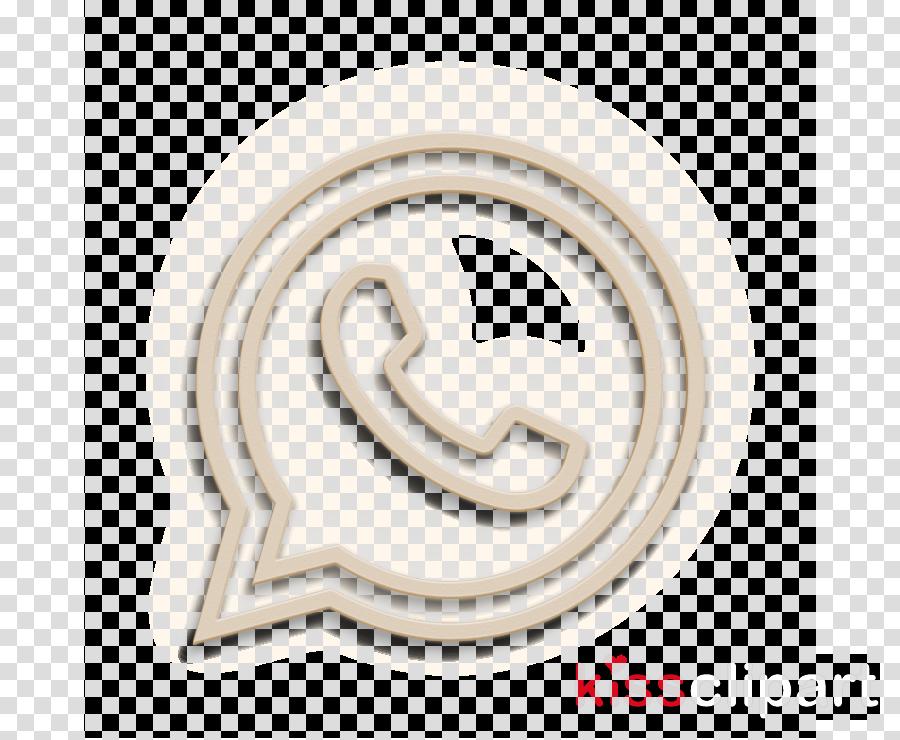 Whatsapp icon Social Media icon
