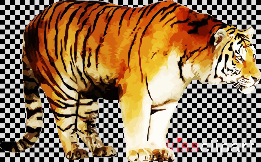 bengal tiger wildlife animal figure siberian tiger tiger