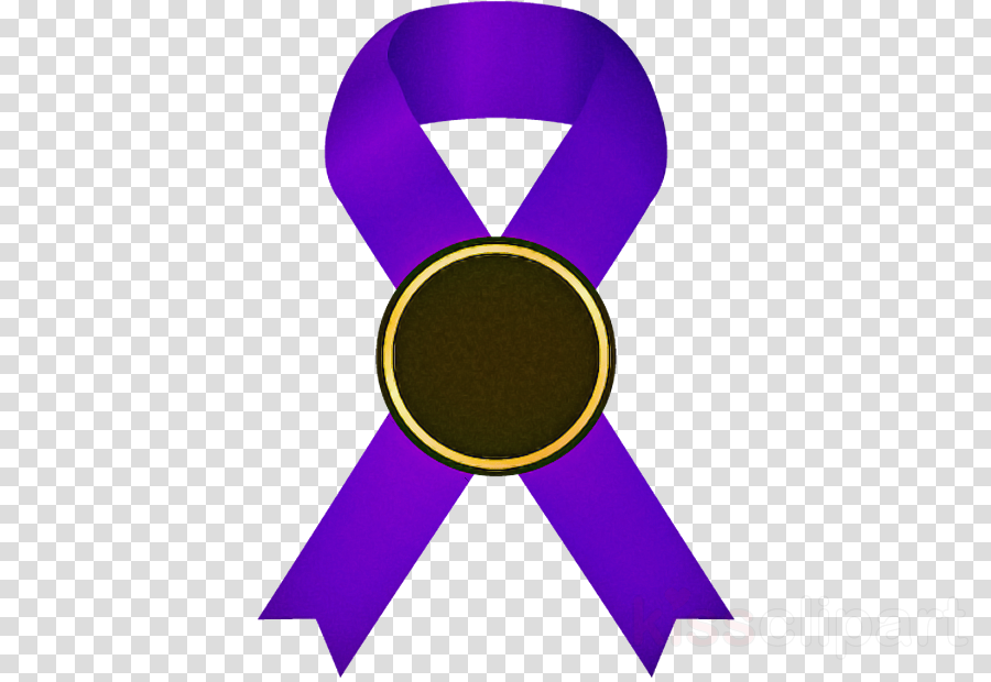 purple violet yellow medal material property