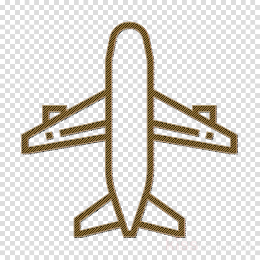 Airplane icon Plane icon Shipping and Delivery icon
