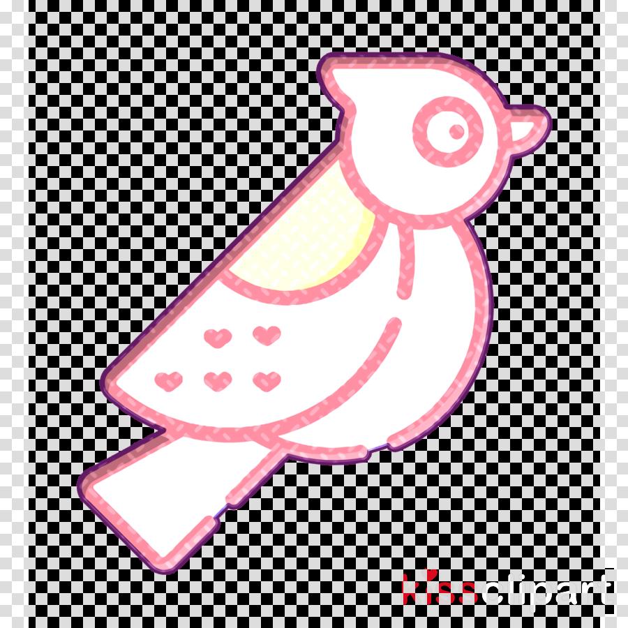 Bird icon Social Media icon