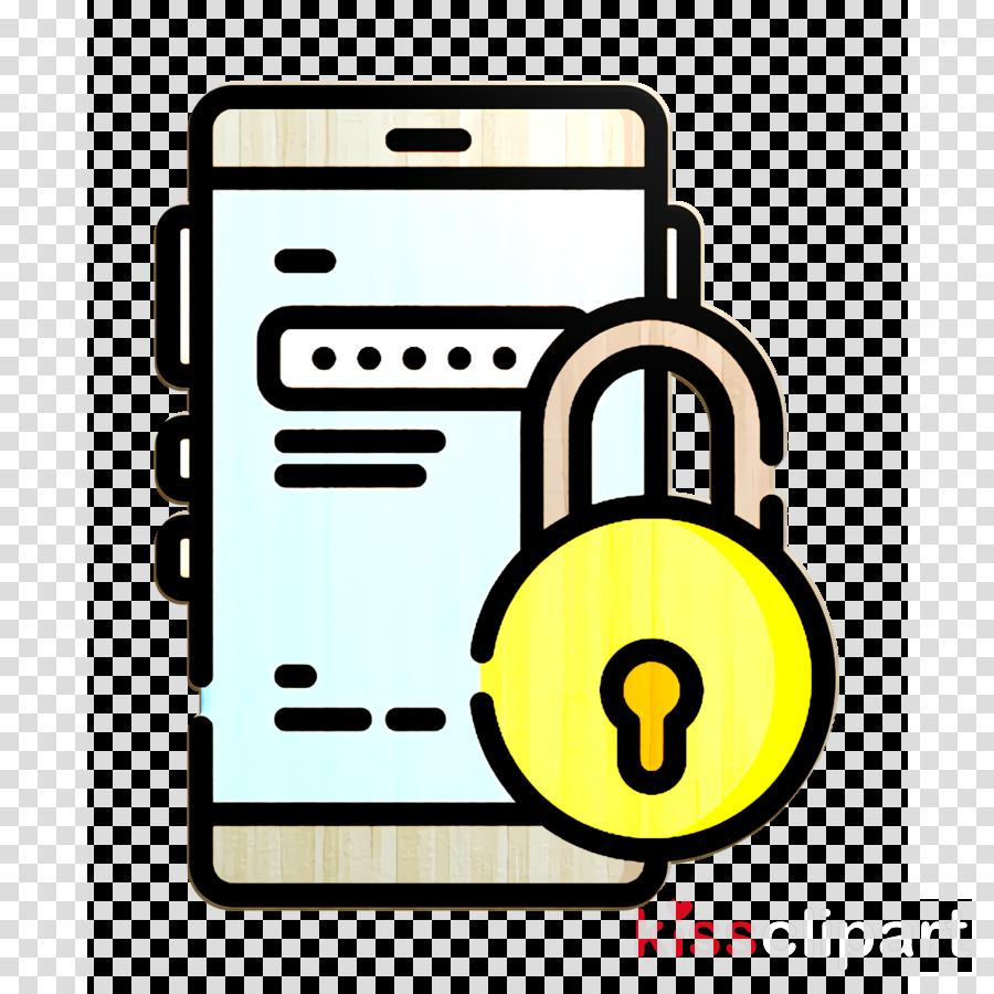 Social Media icon Password icon