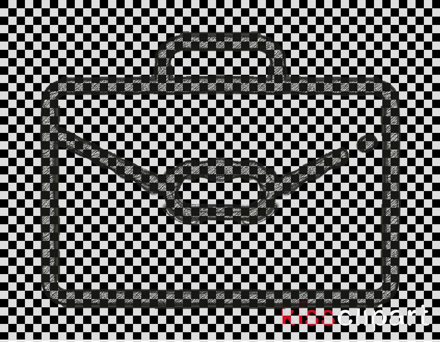 Suitcase icon Business Management icon Bag icon