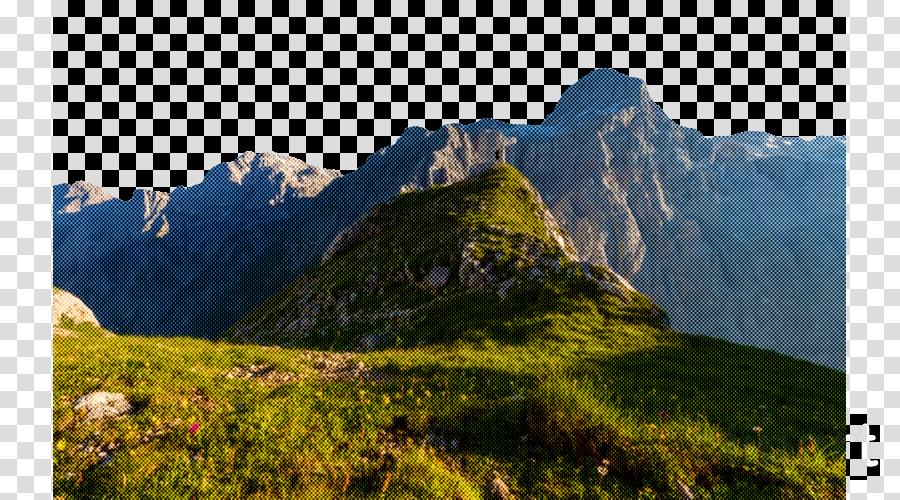 mountainous landforms mountain natural landscape highland mountain range