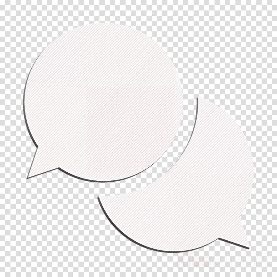 Solid Contact and Communication Elements icon Chat icon Speech bubble icon