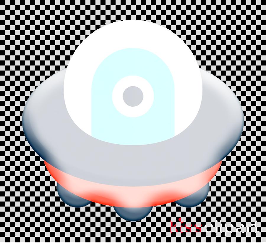 Alien icon Basic Flat Icons icon Ufo icon