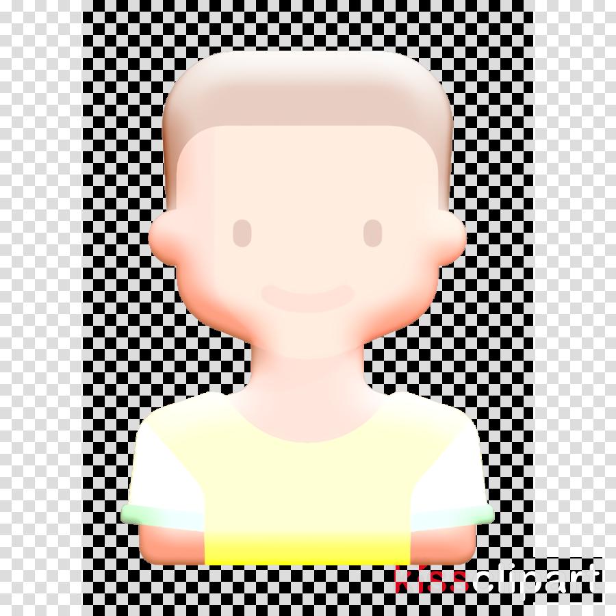 Boy icon Kids Avatars icon Child icon