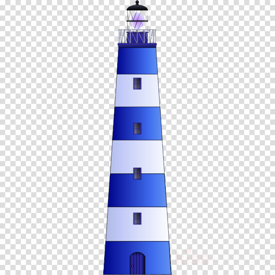 blue cobalt blue electric blue lighthouse tower