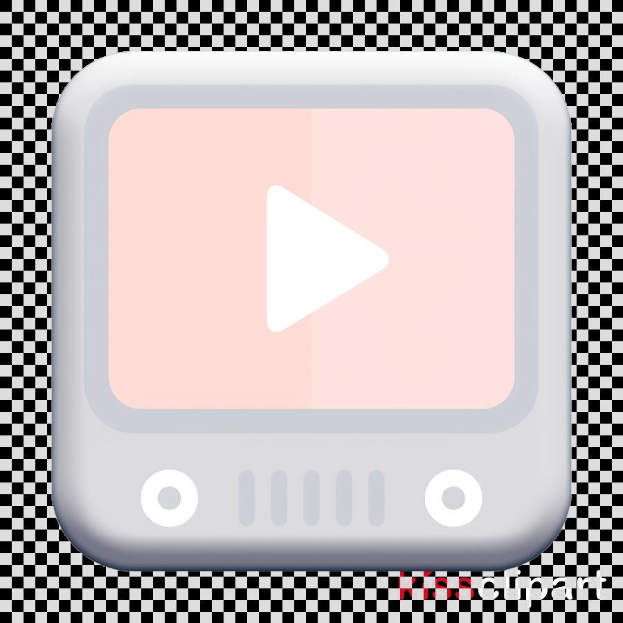 Basic Flat Icons icon Youtube icon