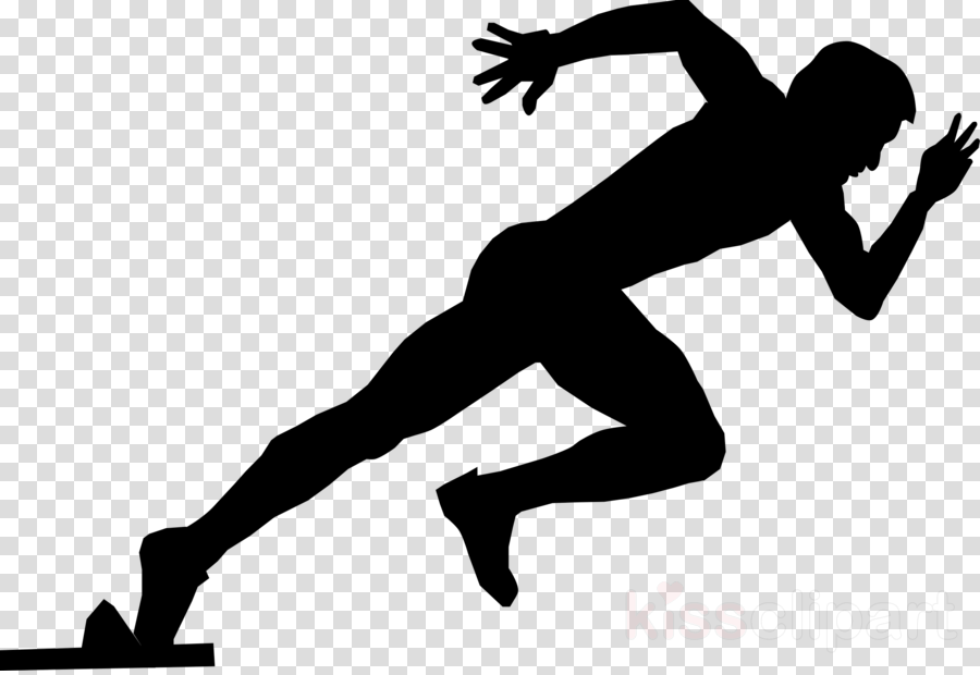 Athletic Dance Move Silhouette Lunge Jumping Dancer Clipart Athletic Dance Move Silhouette Lunge Transparent Clip Art