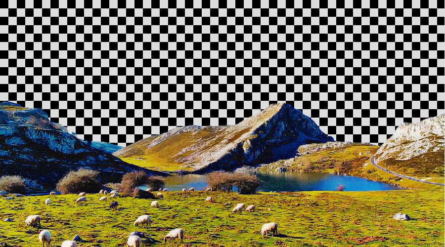 mountainous landforms nature natural landscape mountain hill
