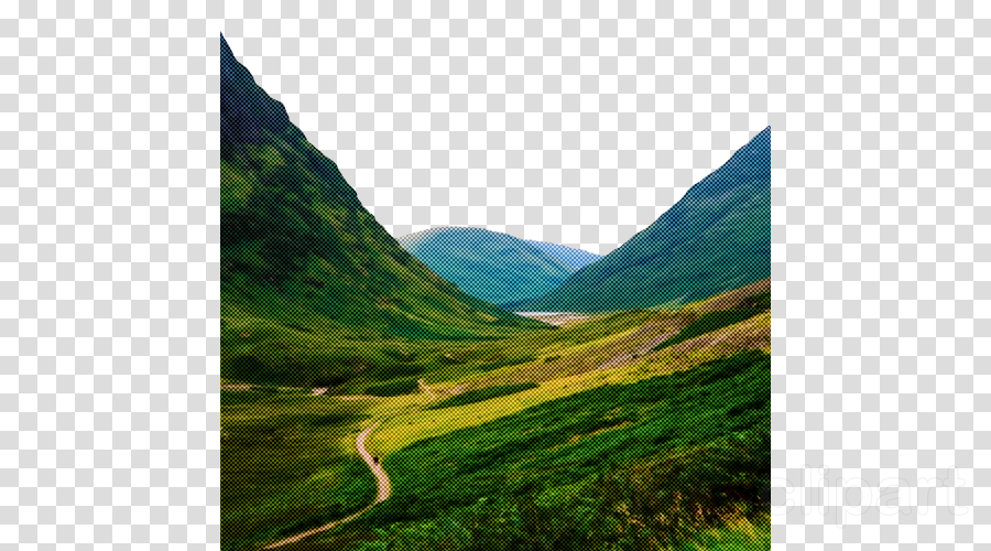 highland mountainous landforms natural landscape nature mountain