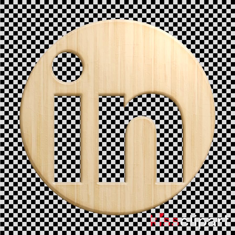Linkedin Icon Linkedin Logo Icon Social Icon Clipart Text