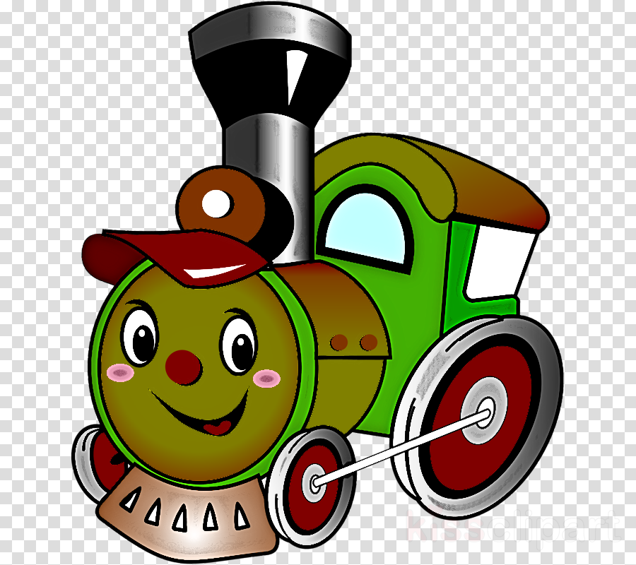 locomotive vehicle transport train cartoon