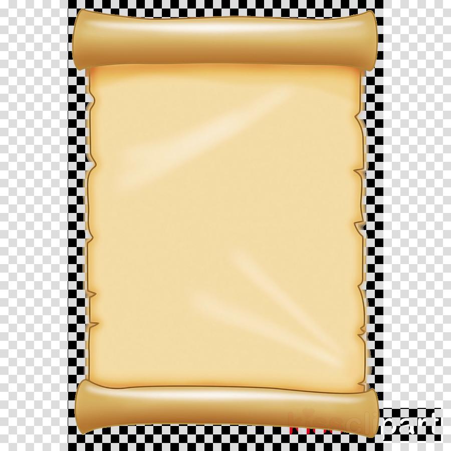 scroll yellow rectangle pillow