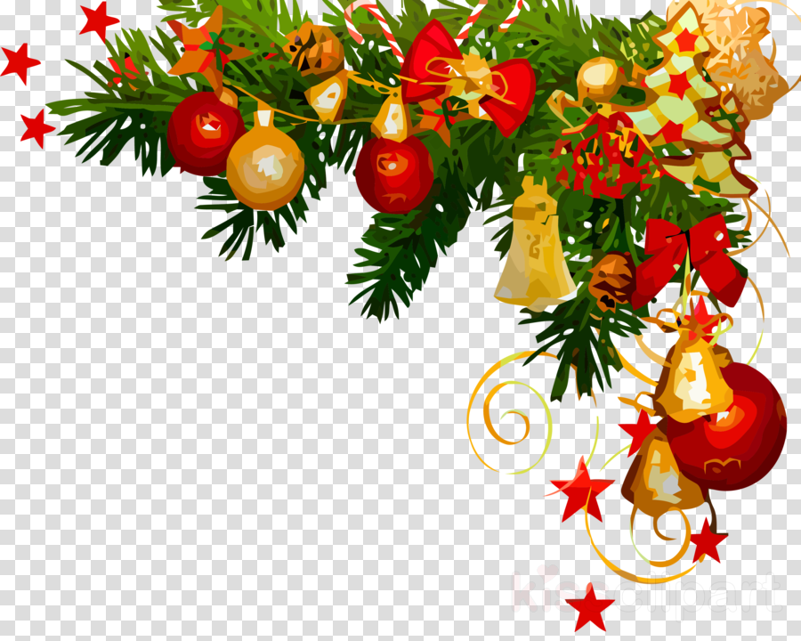 Christmas Ornament Clipart Png Christmas Tree Decorations - Clip Art  Christmas Wreath Transparent Png - Full Size Clipart (#3788) - PinClipart