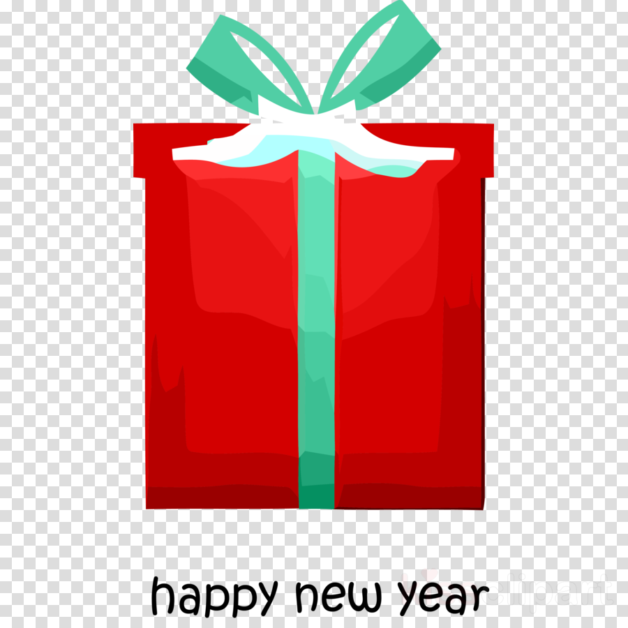 Gift New Year Gifts Presents Clipart