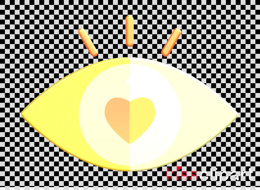 Eye icon Attractive icon Web Design icon