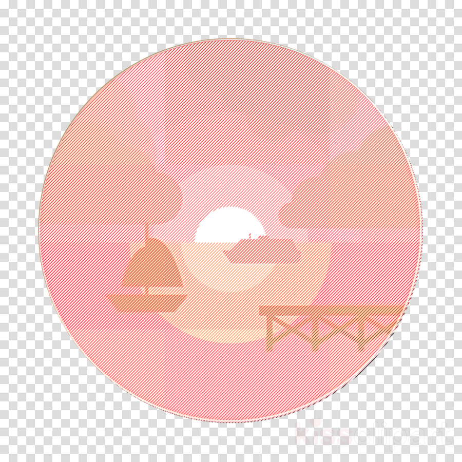 sea icon sunset icon landscapes icon clipart pink nose circle transparent clip art sea icon sunset icon landscapes icon