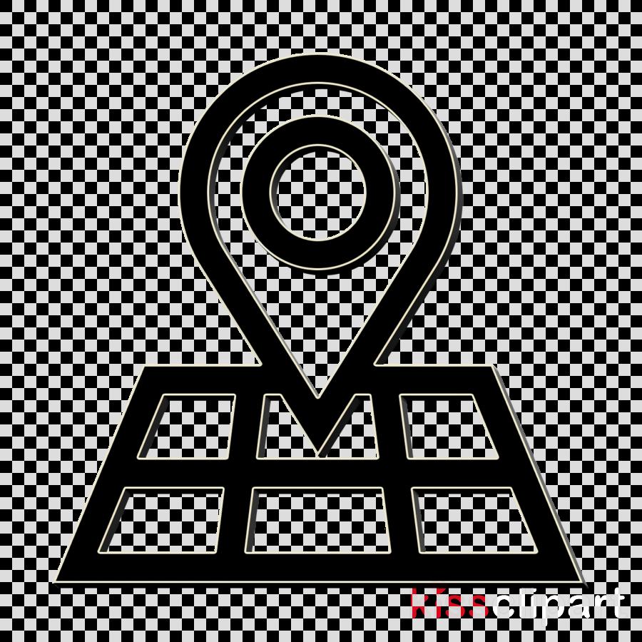 Address icon Logistics icon Map icon