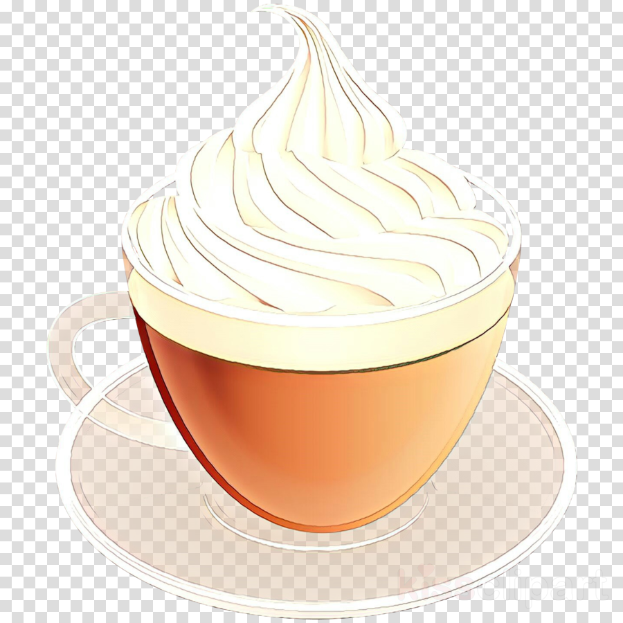 frozen yogurt food cream drink whipped cream