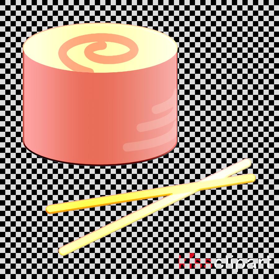 Gastronomy Set icon Sushi icon