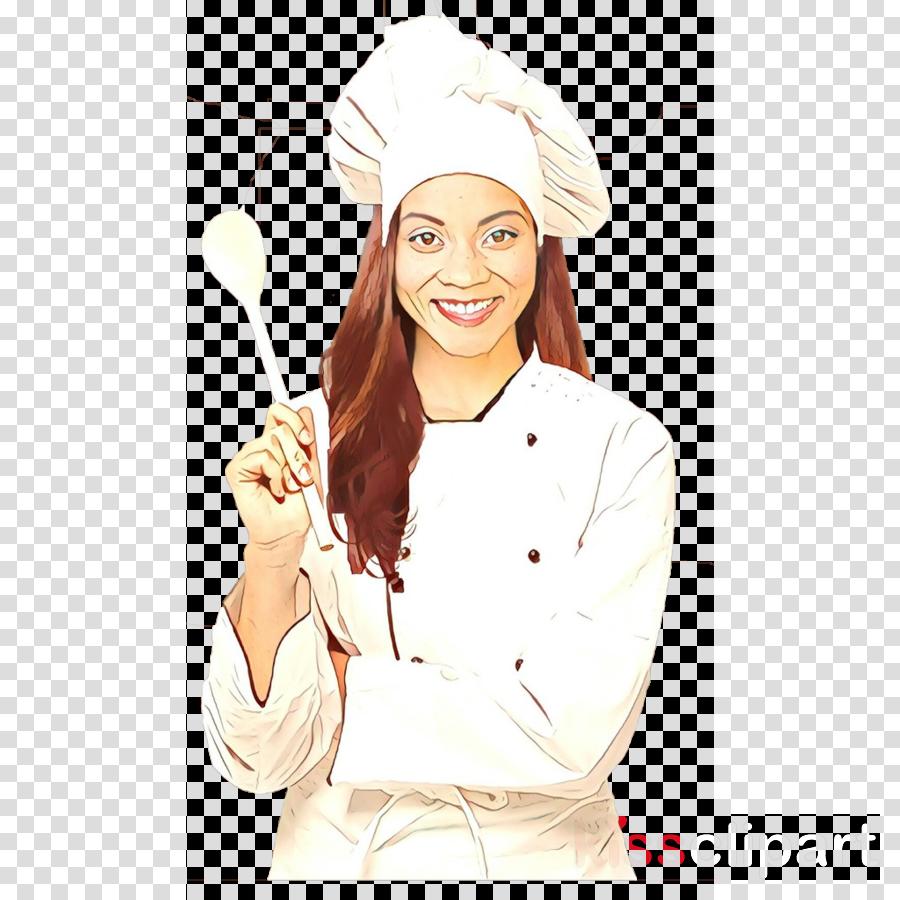 cook chef chief cook chef's uniform gesture