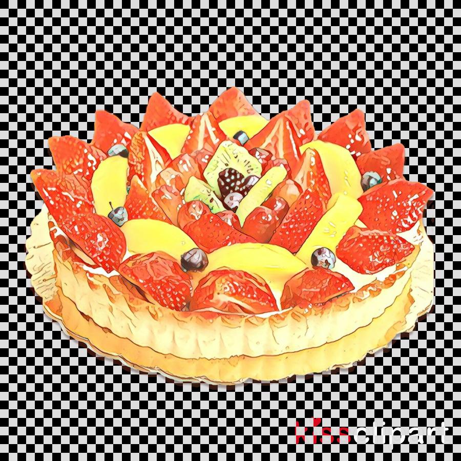 food dish cuisine fruit cake strawberry pie