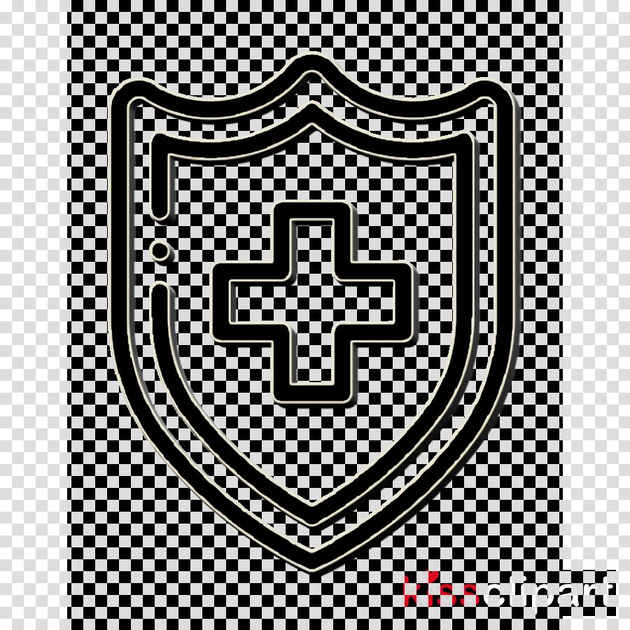 Shield icon Healthcare and Medical icon