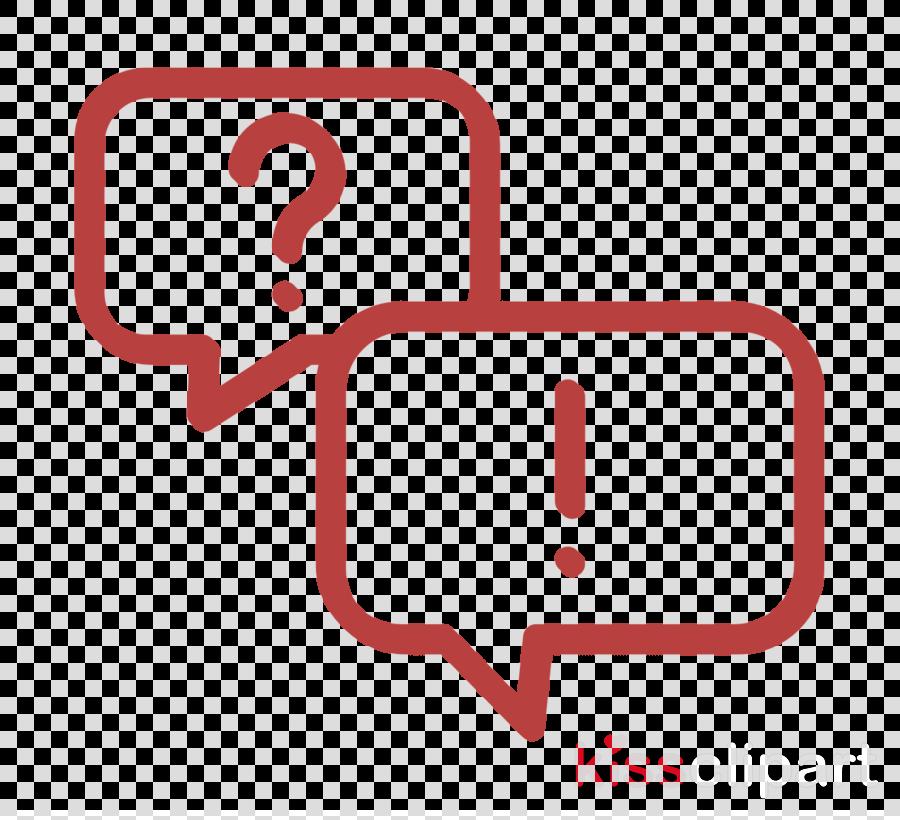 Customer Service icon Question icon