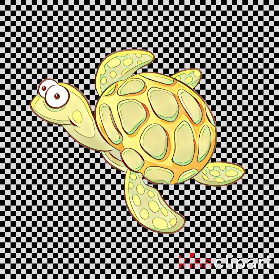 sea turtle turtle green sea turtle tortoise yellow