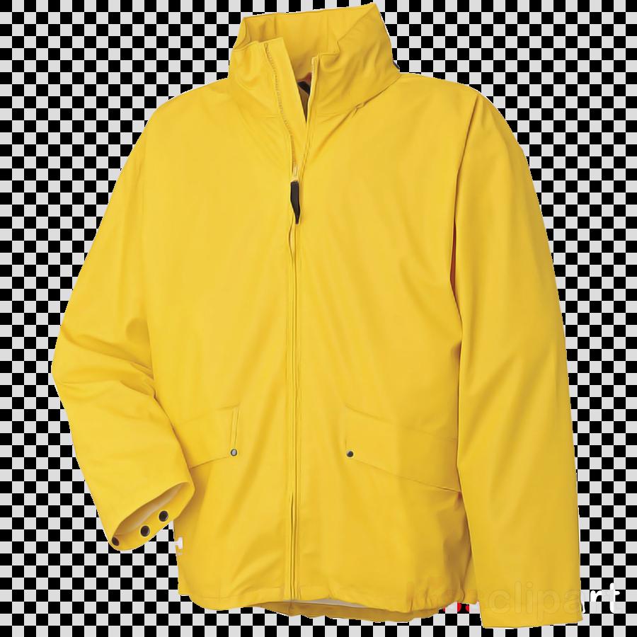 clothing jacket outerwear yellow raincoat