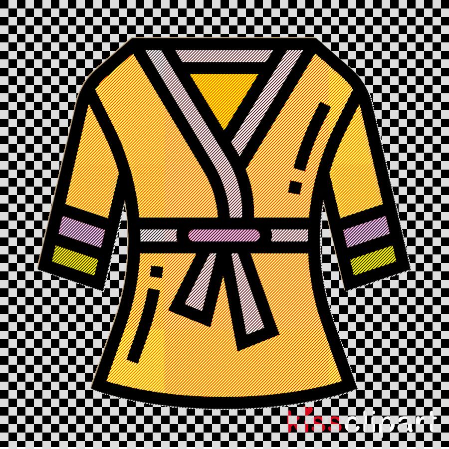 Spa Element icon Spa icon Bathrobe icon